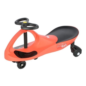 BC881 BALANCE CAR RED/BLACK NILS FUN